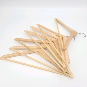 Set of 7 Wooden Hanger